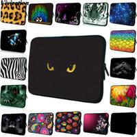 neoprenhülle für notebook großhandel-Universal 7 Zoll Tablet-Auskleidungssack Sleeve Laptop Tasche 17.3 11.6 10 14