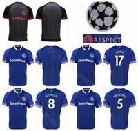 18 19 Goalkeeper Men 1 PICKFORD Jersey Soccer 29 CALVERT-LEWIN 17 GUEYE 4  KEANE 5 ZOUMA 8 GOMES Football Shirt Kits Uniform 8d6b205cd