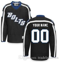 best sneakers 591d9 1d087 Cheap Custom Tampa Bay Lightning Jersey 2019 on Sale | Find ...