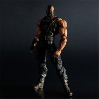 Wholesale dark knight toys action figures for sale - Group buy Play Arts The Dark Knight Rises Bane Anime Figure Action Figures Collectible Moble Hot Toys Birthdays Gifts Doll New Arrvial Hot Sale PVC