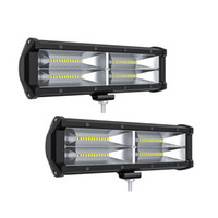 Wholesale boat led lighting for sale - Group buy 9 Inc W LED Flood Light Offroad Driving Work Lamp Auxiliary Fog Lights for Jeep Car Truck Tractor Motorcycle Boat