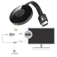 wifi g4 großhandel-G4 drahtlose Wifi anzeigen Receiver Dongle für Chrome für Airplay 1080P HD TV Screen Dongle Auto