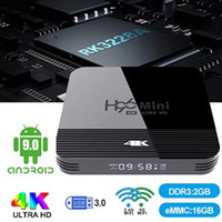 Wholesale android box bluetooth for sale - Group buy Android tv box H96 Mini H8 With RK3228A GB GB Dual Wifi support Bluetooth and Digital display better than MXQ box
