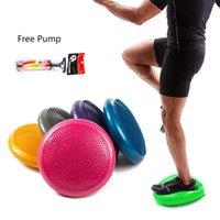 ingrosso pannello di bordo-Impermeabile Soft Pad Tappetino Yoga Block Pad Cuscino spesso Disco Fitness Fitness Yoga Pilates Board
