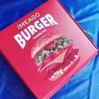 hamburger sıcak toptan satış-IMEAGO Göz Makyaj Paleti 15 renkler Viva Taco 16 renkler Hamburger Mat Göz Farı Lezzetli Göz Farı Paleti Sıcak Satmak