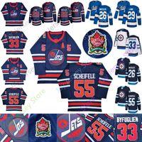 Wholesale hockey 33 for sale - Group buy 2019 Winnipeg Jets Jersey Heritage Classic Mark Scheifele Blake Wheeler Patrik Laine Dustin Byfuglien