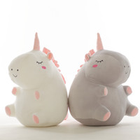 Wholesale fun toys for girls resale online - Soft Cuddle Unicorn plush toys and gifts for Children boys amp girls for holidays everyday fun