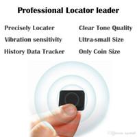 cerca de gps venda por atacado-K8 Multifuncional GPRS GPS Vibração Mini-Tamanho Real-Time Posição Rastreador Geo-Cerca Alarme Trajetória Consulta