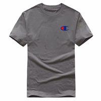 bas t-shirts achat en gros de-Tee-shirt col rond à prix réduit pour hommes