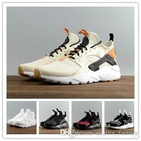 Wholesale newest outdoor soccer shoes for sale - Group buy 2018 Newest Fashion Air Huarache Ultra breathable Running Shoes For Men Outdoor Airs Huaraches Shoes Athletic Sport Shoes Sneakers