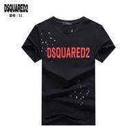 Wholesale running shirt resale online - Men s Club Hip Hop Print Short Sleeve Summer Male Pullover Cotton T Shirt Brand Mens Casual Slim Fitness Running Tops Tees