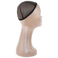 maniquíes femeninos para pantallas al por mayor-Venta caliente de pie estable maniquí de fibra de vidrio maniquí cabeza modelo pelucas pelo gafas collar Scalf auriculares pantalla