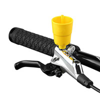Wholesale disc brakes bike parts resale online - Bicycle Hydraulic Disc Brake Mineral Oil Bleed Kit Funnel Syringe For Bike Brake Repair Tools Parts Multifunction Tool New