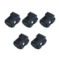 5 Sets 7 Pin series of high performance waterproof connector connector DJ7071-3.5-21