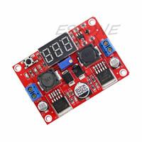 módulo de aceleração venda por atacado-DC-DC Display Digital Step Down Up Boost Board Módulo de Potência Conversor Buck Z07