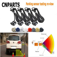 Wholesale monitor for parking sensors for sale - Group buy CNPARTS mm For Octavia A5 A7 Fabia E60 F30 X5 E53 Inifiniti Car Parking Sensor Monitor Reversing Probe