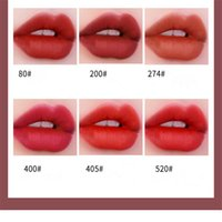 Wholesale lipstick factory resale online - 2020 NEW Lipstick Factory Direct New Makeup Lips MAAA Quality Retro Amplified Satin Lustre Matte Lipstick