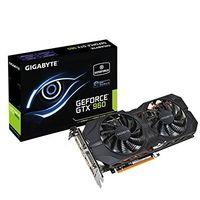 tarjeta de video nvidia ddr5 al por mayor-Tarjetas de video GIGABYTE GTX960 original de 2 GB 128 bits GDDR5 2GD5 para tarjetas NVIDIA Geforce GTX 960 N960WF2OC-2GD Hdmi Dvi