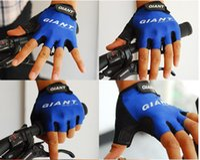 bisiklet eldivenleri mtb toptan satış-Moda-Bisiklet Eldiven Dev Yarım Parmak Bisiklet Eldiven MTB Bisiklet Moda Yol Motocross Açık Eldiven Guantes Ciclismo M-XL 3 Renkler