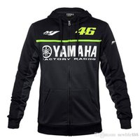 ветрозащитный майка оптовых-Moto GP с капюшоном гонки мото езда Для yamaha с капюшоном одежда куртка мужские куртки крест Zip-джерси кофты ветрозащитный 062