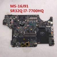 ingrosso msi scheda madre ddr3-Di alta qualità per MS-16J91 madre del computer portatile Con SR32Q I7-7700HQ CPU GTX1050M 4 GB completo di 100% Tested
