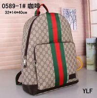 Wholesale classic style men backpack for sale - Group buy Hot new Classic Fashion bags Black women men Backpack Style Duffel Bags Unisex Shoulder bag Handbags school bag