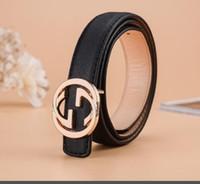 Wholesale belts for children resale online - High Quality Leather Belt For Students Teenagers Waist Belt Straps Cowboy Designers Boys Children Teens belt