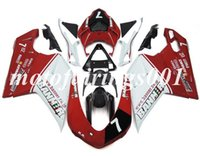 Wholesale 1198s fairing resale online - New ABS fairings Kits fit for DUCATI EVO s s injection mold fairing Custom Cool Number