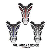 MagiDeal Motorcycle 3D Gas Tank Pad Fish Bone Protect Decal Sticker for Honda Suzuki