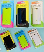 handys pakete großhandel-Universelle leere Kleinpaket-Papierkasten-Verpackung für iphone 7 7 PLUS 5 6S 6 Plus-Samsung-Galaxie S6 S5 Handy-lederne Fall-Mappen-Abdeckung