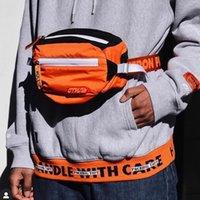 ingrosso uomini della borsa del corpo della traversa di modo-Heron Preston HP Cross Body Bag Splice Borsa Hip Hop Street petto Luxury Fashion Pratica Piccolo Uomini Donne Tide Marsupio HFLSBB138