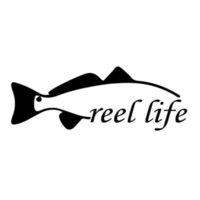 окна рыбы оптовых-Rell Life Fish Наклейка Для Авто Окна Бампера Автомобиля Виниловая Наклейка Наклейка Наклейки Декор Виниловые Наклейки