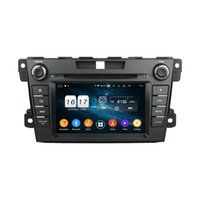 Wholesale mazda cx tv dvd resale online - 4GB RAM GB ROM Core quot Android Car DVD Head Unit for Mazda CX CX RDS Radio GPS WIFI Bluetooth USB DVR