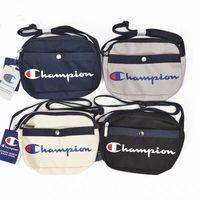 Wholesale ipad belt pouch for sale - Group buy Unisex Brand Champion Mini Shoulder Bag Fanny Pack Luxury Designer Handbags Purses Crossbody Belt Waist Bags Travel Duffle Tote Pouch C82009