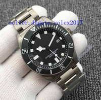 Wholesale military watch automatic for sale - Group buy Mens luxury military Superlative XF ETA cal mm TN Titanium Bracelet Swiss Movement Automatic Mens Racing Watches Rubber