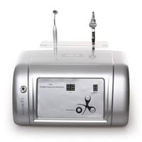 ingrosso macchine di ossigeno portatile libere-OX002 Portable Water Oxygen Jet Peel Machine 2-in-1 99% puro ossigeno per il viso per il trattamento dell'acne Ringiovanimento della pelle DHL LIBERA il trasporto