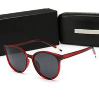 Wholesale korean eyewear frame for sale - 2019 New Korean Sunglasses Fashion Designer Women Shades Glasses High Quality UV Protection Trending Eyewear Popular Sunglasses with Package