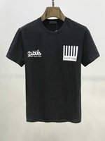 camiseta nueva imagen de diseño al por mayor-T Shirts Negro T Shirts 2020D2 de verano de manga corta de los hombres de Hombres Mujeres camiseta de manga corta M-3XL