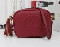 Wholesale Women Shoulder Bag Leather Soho Bag Disco Crossbody bag Purse Color