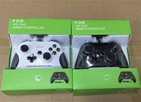 Wholesale controller joystick wired resale online - Wired Xbox One Controller Gamepad Precise Thumb Joystick Gamepad For Xbox One for Microsoft X BOX Controller DHL Fast Shipping