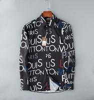 flanela listrada venda por atacado-2019 negócio americano de auto-cultivo camisa xadrez, designer de moda de manga comprida de algodão camisa casual listrado co-dress camisa # 019 camisa