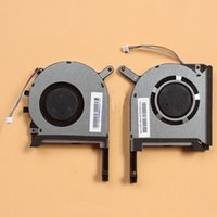 NEW laptop CPU GPU cooling fan Cooler Notebook for ASUS FCN FM1U DC 5V 0.5A DFS5K12304363H EP FM1V DFS5K12114262H