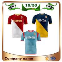 51ba68c37 Wholesale monaco jersey for sale - New Monaco home Soccer Jerseys Monaco  Away FALCAO TIELEMANSThird Away