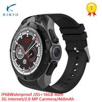 магазин часов оптовых-Смарт-часы для телефона Android 3G WIFI SIM-карты GPS с Google Shop Quad Core 1.39