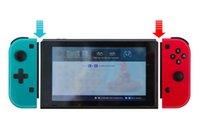 та же игра оптовых-Беспроводная связь Bluetooth геймпад контроллер для Nintendo Переключите переключатель консоли Геймпады Контроллеры Джойстик для Nintendo Game же, как Joy-Con