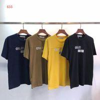 ingrosso corto d'esercito blu-T-Shirt Hip Hop Donna T-Shirt # 633