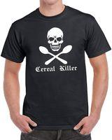 aussenseiter t shirts großhandel-Tees Das lustige Neuheits-T-Shirt der Aussenseiter-Getreide-Mörder-Männer