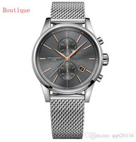 Wholesale stainless watches packs for sale - Group buy Watch male mechanical New fashion individual men s watch packing retail free delivery Watch male