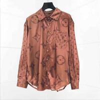 conceptions de chemise à carreaux occasionnels achat en gros de-New Medusa Casual Shirt Men Slim Fit Mode Chemises Chemises hommes de tenue décontractée Designs chemises M-3XL
