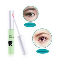 Wholesale charming eyelashes resale online - Charming False Eyelash Glue Double Eyelid Glue Multi purpose Long Lasting Transparent Adhesive Glue Beauty Eye Tools
